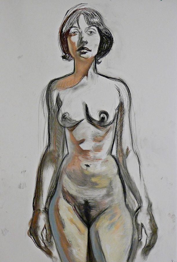 Kate Nude Torso