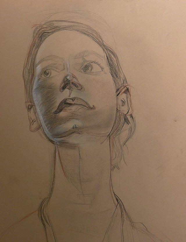 Study of Alexandra