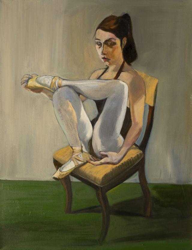 Martina Sitting